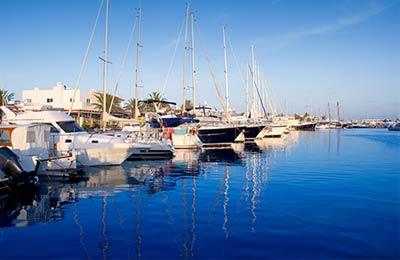 Palma Mallorca - Ibiza færger