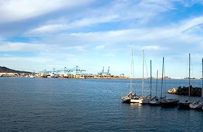 Santa Cruz de la Palma færgehavn