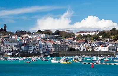 Guernsey færgehavn