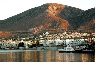Milos - Heraklion færger