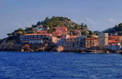 Bastia - Portoferraio færger