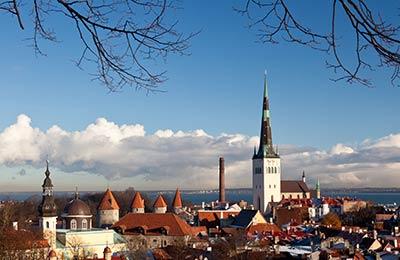 Færger til Estland