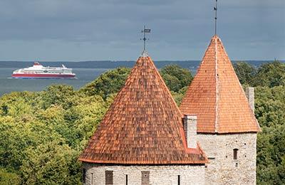 Tallinn færgehavn