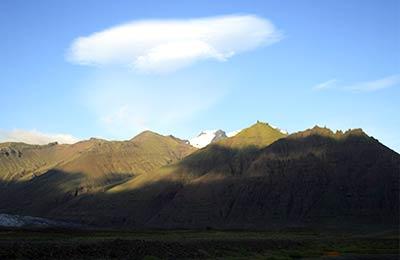 Hirtshals - Seydisfjordur færger