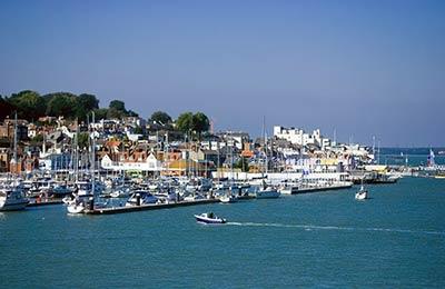 Fishbourne færgehavn