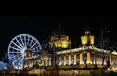 Douglas - Belfast færger