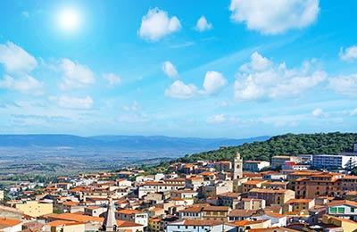 Ajaccio - Porto Torres færger