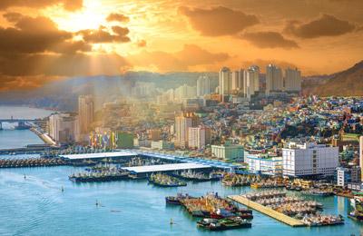 Vladivostock - Donghae færger