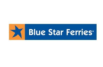 Billige færger med Blue Star Ferries