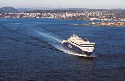 Kristiansand - Hirtshals