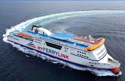 My Ferry Link