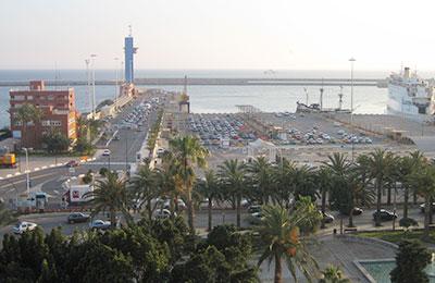 Almeria havn