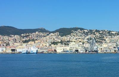 Genoa færgehavn