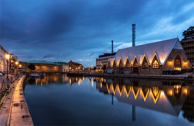 Gøteborg færgehavn