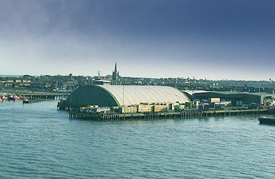Harwich færgehavn