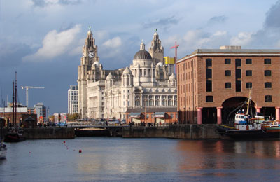 Liverpool færgehavn