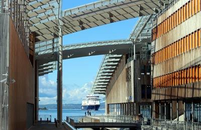 Oslo færgehavn