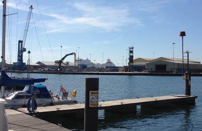 Poole færgehavn