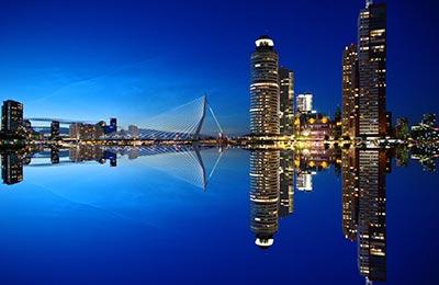 Rotterdam Europoort færgehavn