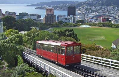 Wellington færgehavn